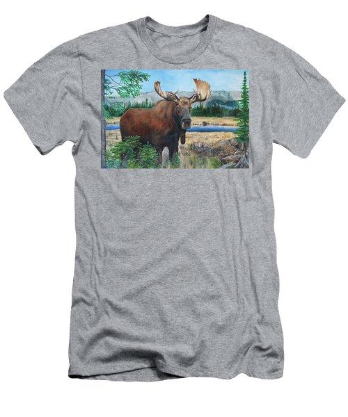Mr. Majestic Men's T-Shirt (Athletic Fit)