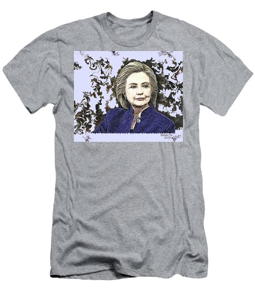 Mrs Hillary Clinton Men's T-Shirt (Athletic Fit)