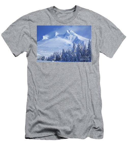Mt. Hood Men's T-Shirt (Athletic Fit)