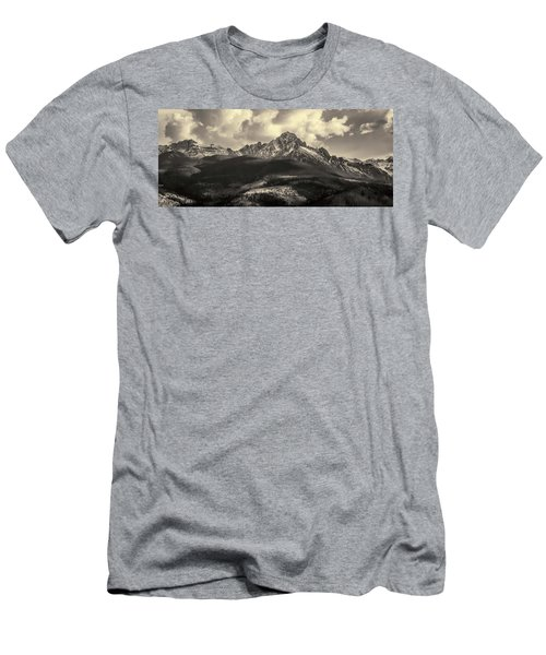 Mt. Sneffels Men's T-Shirt (Athletic Fit)