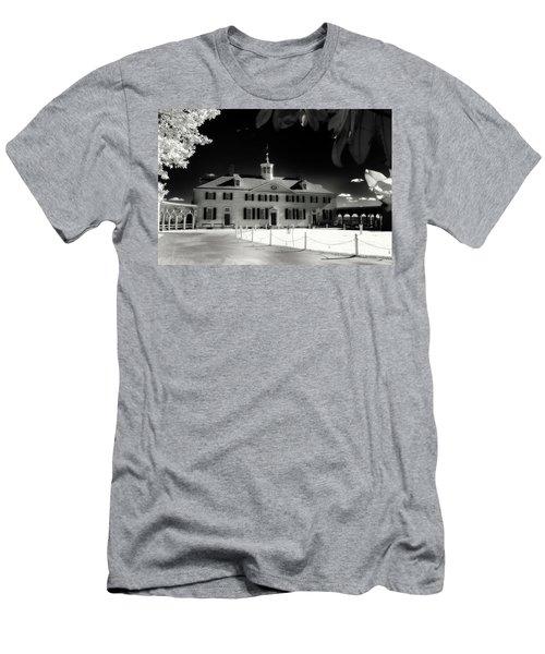 Mt Vernon Men's T-Shirt (Slim Fit) by Paul Seymour