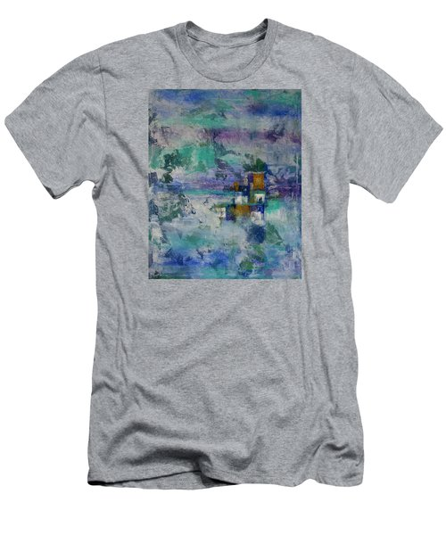 Multi-dimensional Portals Men's T-Shirt (Athletic Fit)