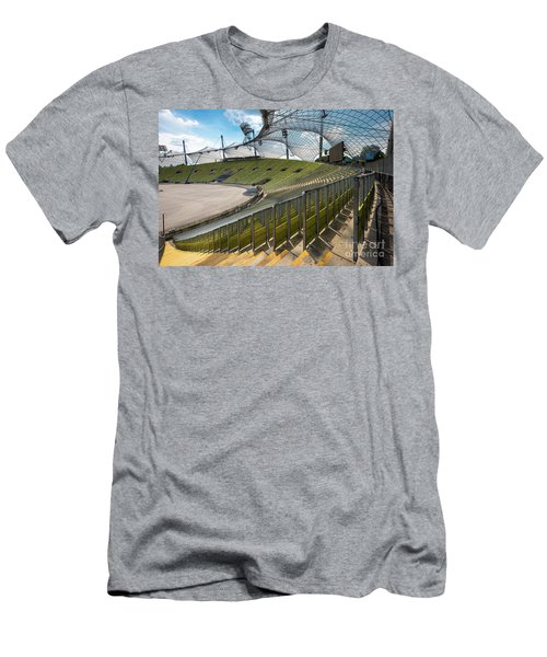 Munich - Olympic Stadium Men's T-Shirt (Athletic Fit)