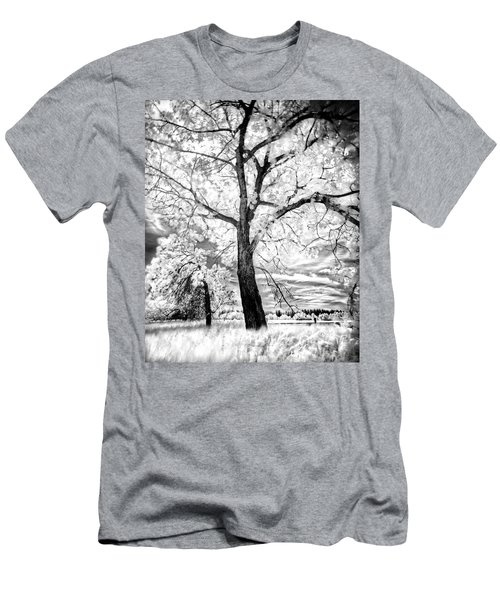 Men's T-Shirt (Slim Fit) featuring the photograph Music Moves The Soul by Dan Jurak