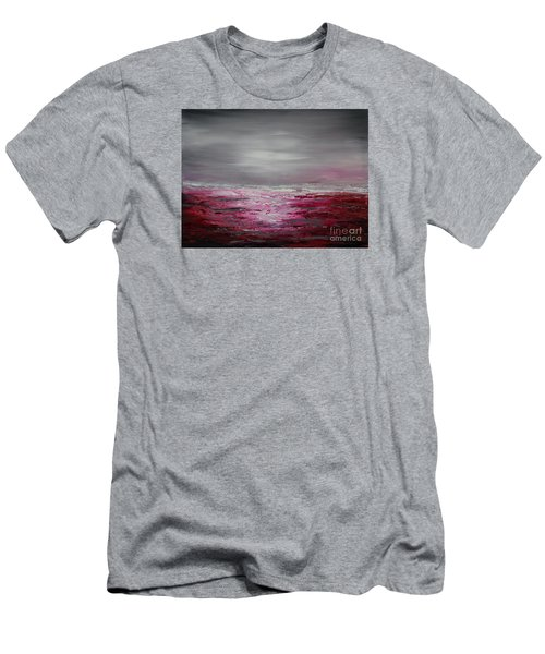 Musical Waves Men's T-Shirt (Athletic Fit)