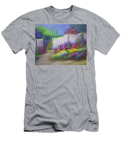My Dream Garden Men's T-Shirt (Slim Fit)