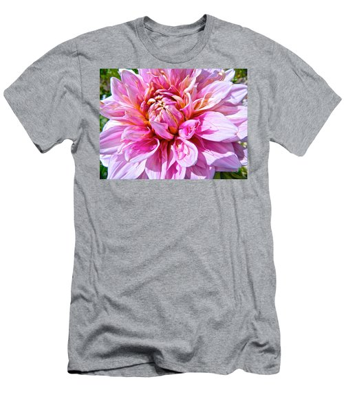 My First Dahlia Men's T-Shirt (Athletic Fit)