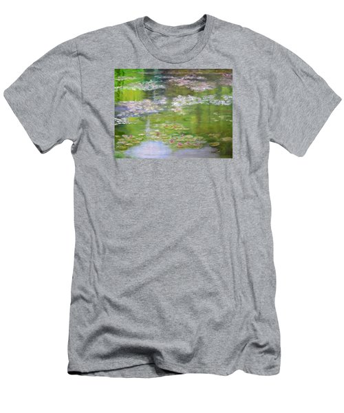 My Giverny Men's T-Shirt (Athletic Fit)