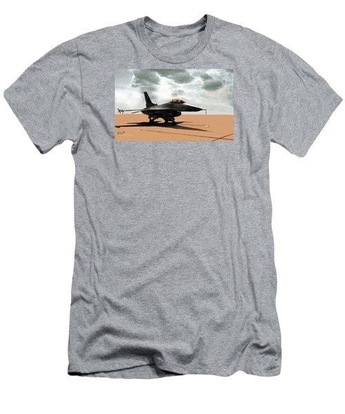 My Jet Men's T-Shirt (Slim Fit) by Walter Chamberlain