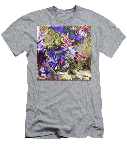 My Secret Garden Men's T-Shirt (Athletic Fit)