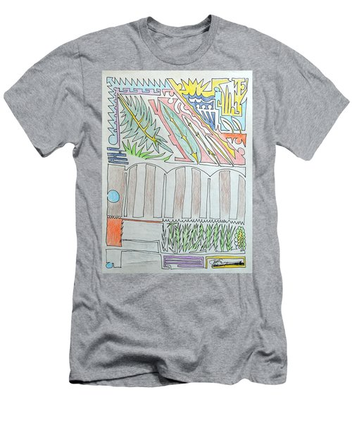 My Side Yard Men's T-Shirt (Athletic Fit)