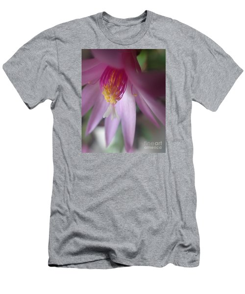 Men's T-Shirt (Slim Fit) featuring the photograph My Special Treasure by Christina Verdgeline