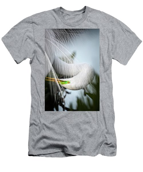 My Veil Of Secrecy Men's T-Shirt (Athletic Fit)