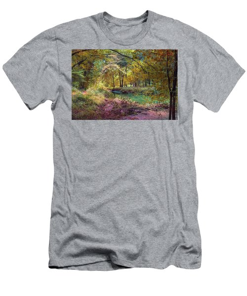 My World Of Color Men's T-Shirt (Athletic Fit)