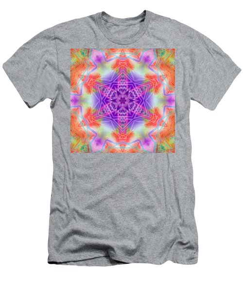 Men's T-Shirt (Athletic Fit) featuring the digital art Mystic Universe 3 Kk2 by Derek Gedney