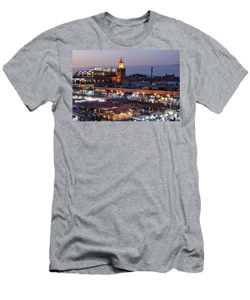 Mystical Marrakech Men's T-Shirt (Athletic Fit)