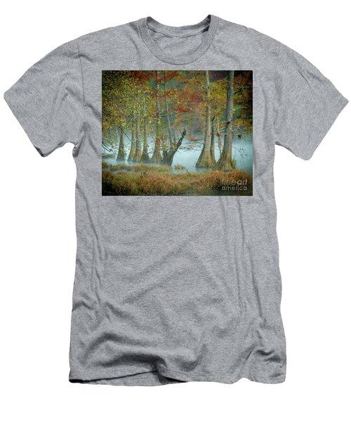 Mystical Mist Men's T-Shirt (Athletic Fit)