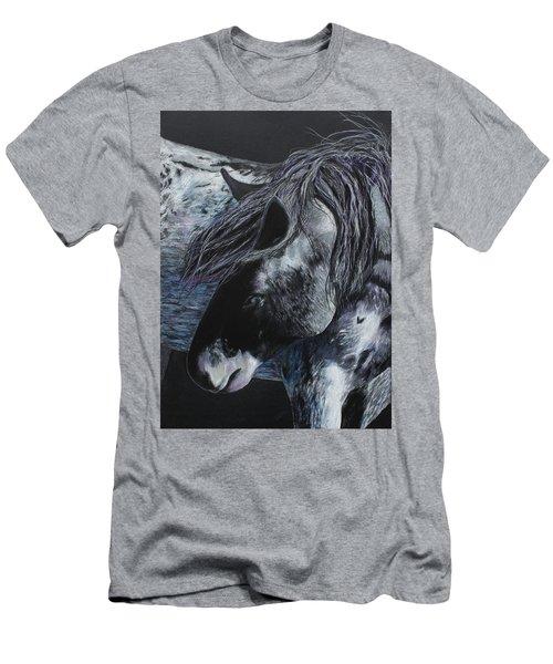 Nahokey Men's T-Shirt (Slim Fit) by Jeanne Fischer