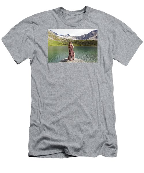 Naked In Alaska Men's T-Shirt (Athletic Fit)