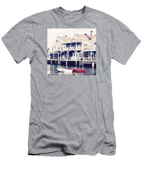 Nantucket Days Men's T-Shirt (Athletic Fit)