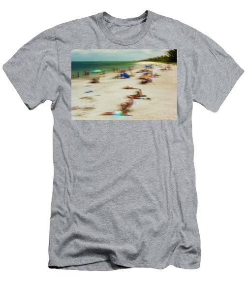 Naples Florida Men's T-Shirt (Athletic Fit)