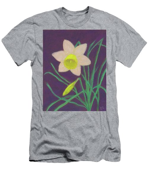 Narcissus Hello Men's T-Shirt (Athletic Fit)