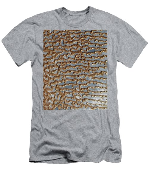 Nasa Image-rub' Al Khali, Arabia-2 Men's T-Shirt (Athletic Fit)