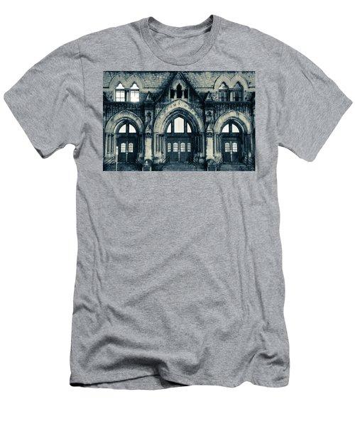Nashville Customs House Men's T-Shirt (Athletic Fit)