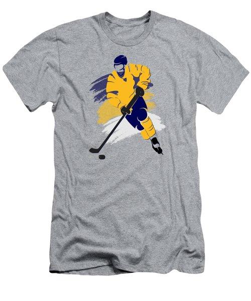 Nashville Predators Player Shirt Men's T-Shirt (Athletic Fit)