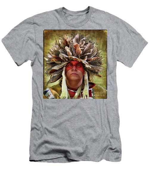 Native American Men's T-Shirt (Athletic Fit)