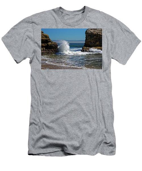 Natural Bridges State Park Men's T-Shirt (Athletic Fit)
