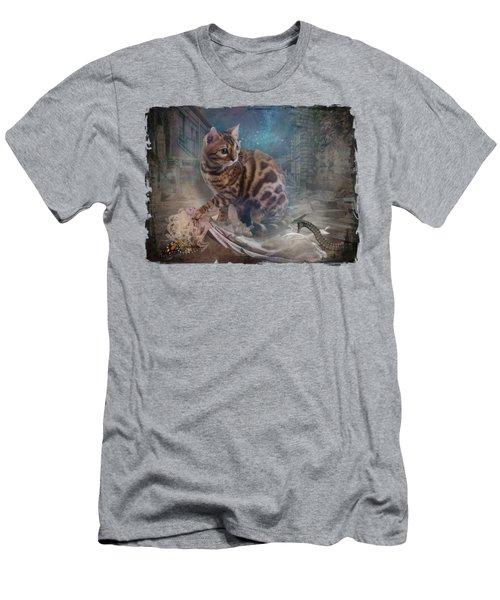 Natural Instincts Men's T-Shirt (Athletic Fit)