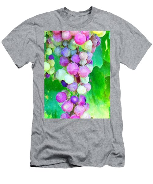 Nature Made  Men's T-Shirt (Slim Fit) by Heidi Smith