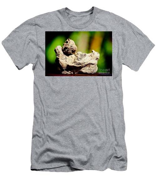 Nature Sculpture Artmif Men's T-Shirt (Athletic Fit)
