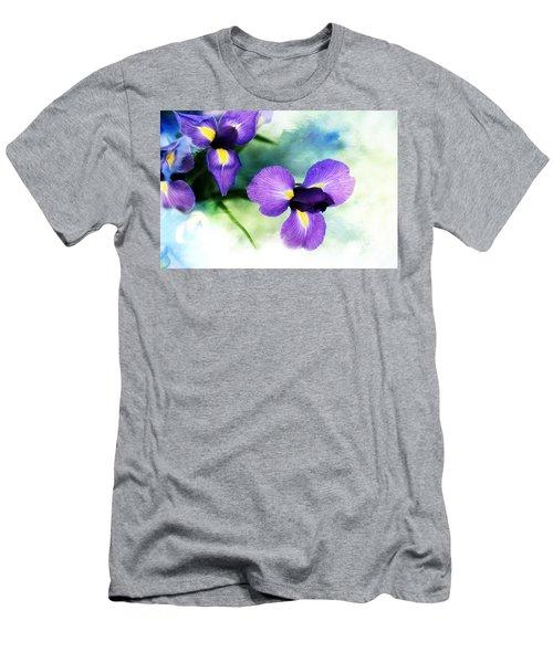 Nature Splash Men's T-Shirt (Athletic Fit)