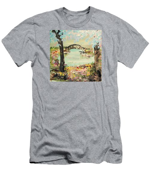 Nature Walk Men's T-Shirt (Athletic Fit)