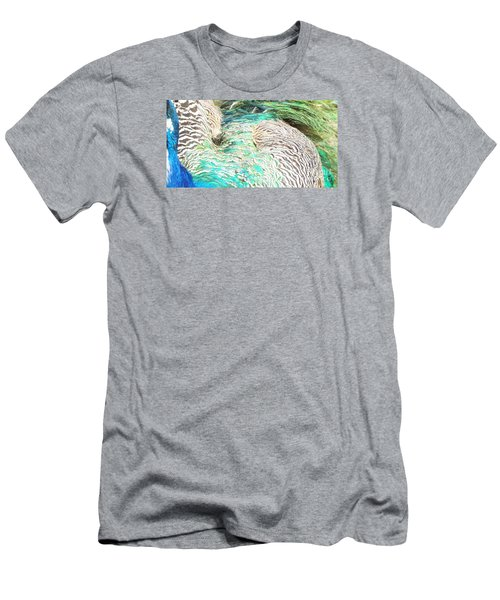 Natures Artwork Men's T-Shirt (Slim Fit) by Audrey Van Tassell