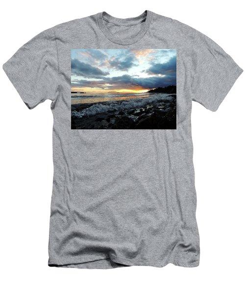 Nature's Force Men's T-Shirt (Slim Fit) by Karen Horn