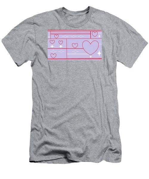 Navajo 8 Men's T-Shirt (Slim Fit) by Linda Velasquez
