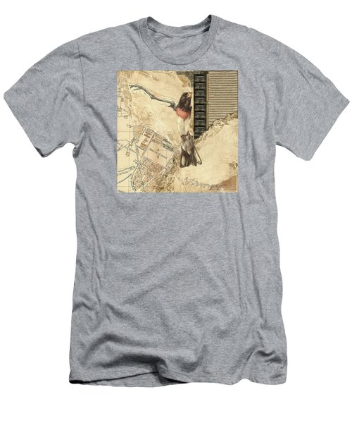 Navigator Men's T-Shirt (Athletic Fit)