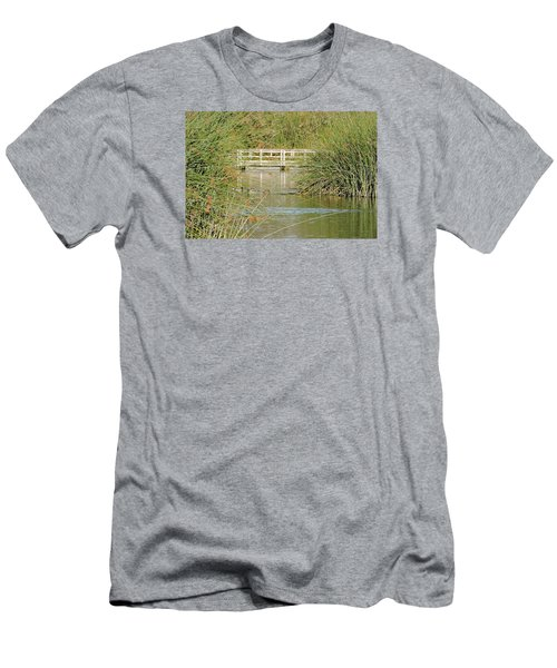 Neary Lagoon Men's T-Shirt (Athletic Fit)