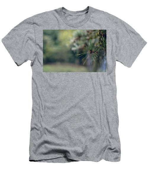 Men's T-Shirt (Athletic Fit) featuring the photograph The Needles by Gene Garnace