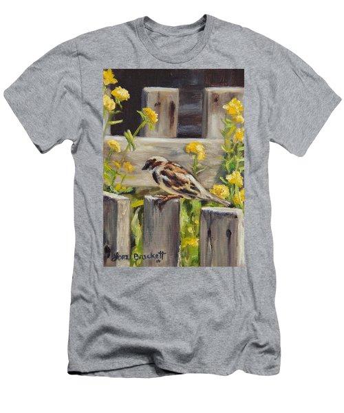 Nevada City Garden Men's T-Shirt (Athletic Fit)