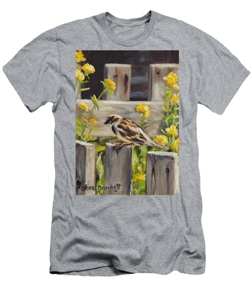 Nevada City Garden Men's T-Shirt (Athletic Fit)