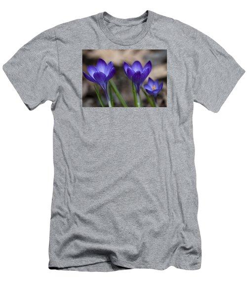 New Life Men's T-Shirt (Slim Fit) by Dan Hefle