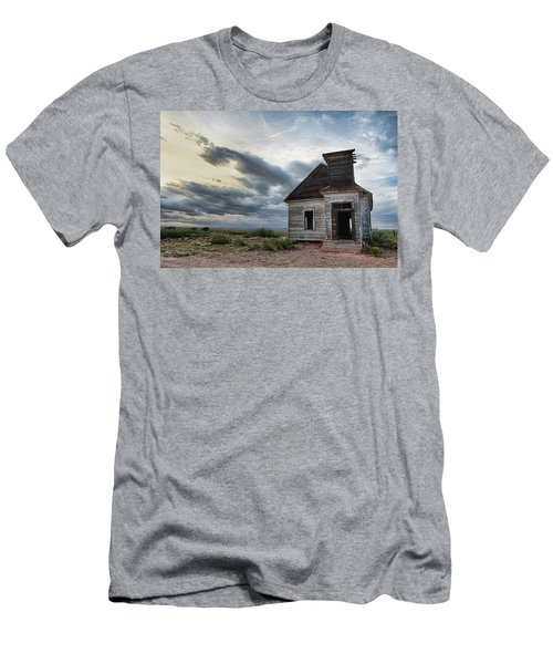 New Mexico Church # 2 Men's T-Shirt (Athletic Fit)