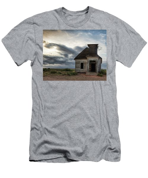 New Mexico Church Men's T-Shirt (Athletic Fit)
