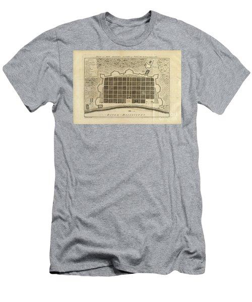 New Orleans 1770 Men's T-Shirt (Athletic Fit)