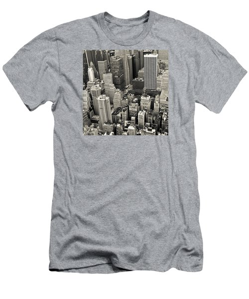 New York 1 Men's T-Shirt (Athletic Fit)