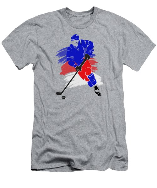 New York Rangers Player Shirt Men's T-Shirt (Athletic Fit)